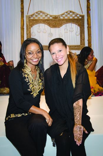 2013 Fort Lauderdale MyShadi Bridal Expo Mehndi Competition