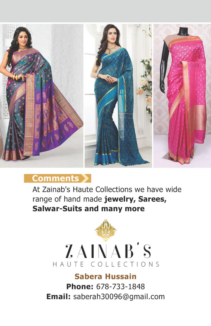 Zainabs Haute Collection