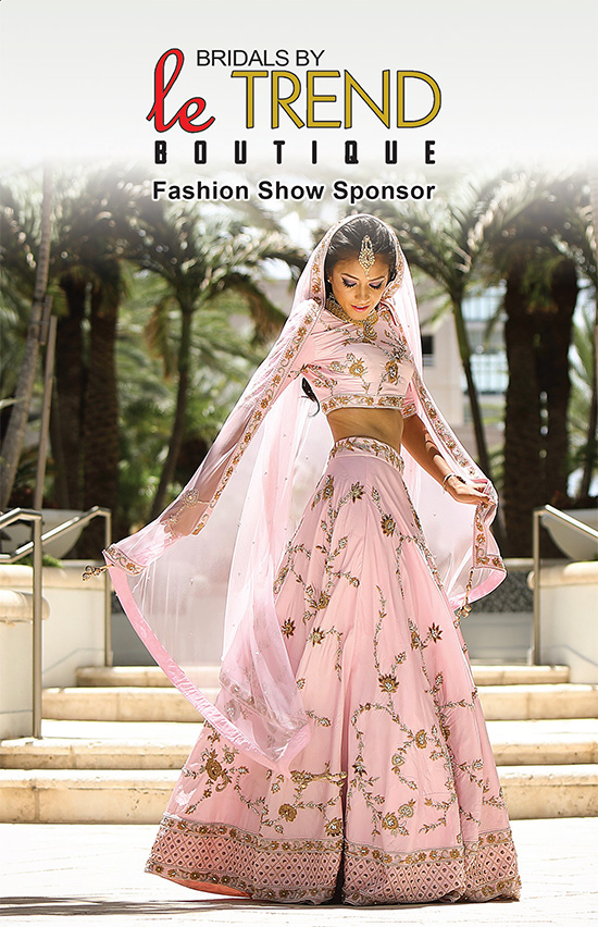 Bridal by LeTrend Boutique Fashion Show Sponsor