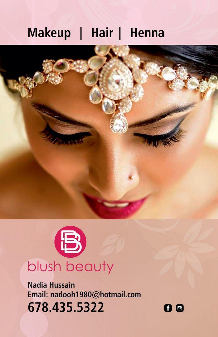 Blush Beauty By Nadia