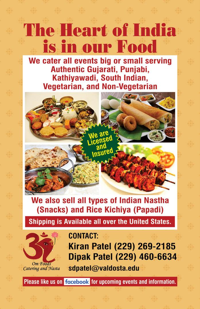 Om Foods Catering