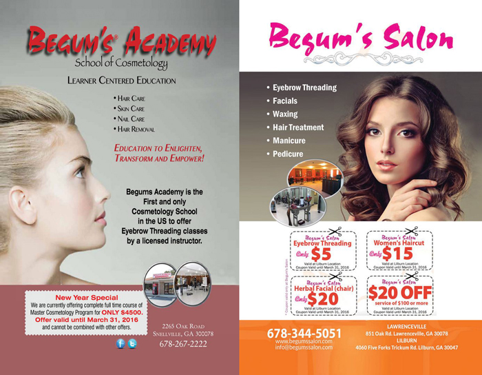 Begums Salon