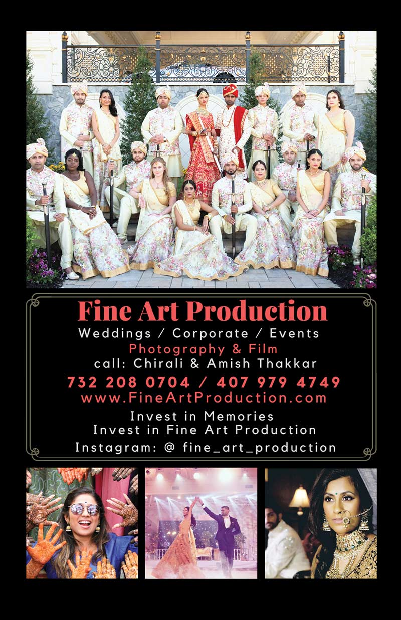 Indian Wedding Photographer Fine Art Production in New Jersey