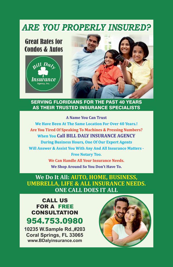 Bill Daly Insurance