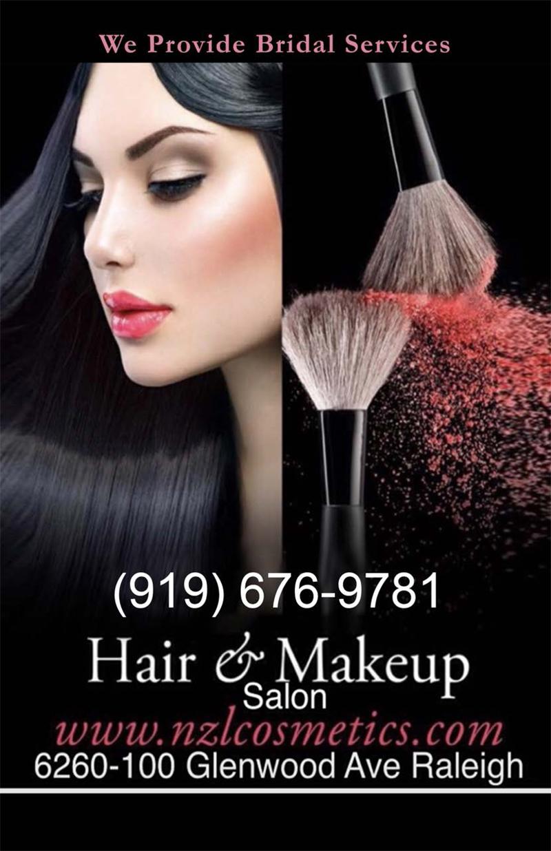 NZL Hair & Makeup Salon