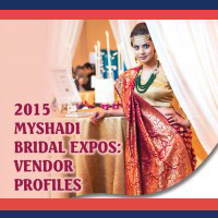2015 MyShadi Bridal Expos Vendor Profiles