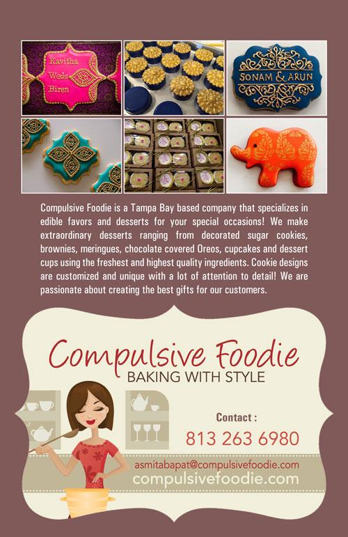 Compulsive Foodie