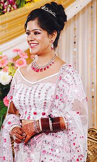 Brain child of Ace Fashion Designer Pawandeep Kaur 'Celestial Pehnawa'