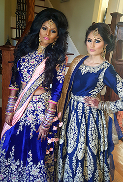 Denise Gober Hair Artistry -  we specialize in South Asian bridal
