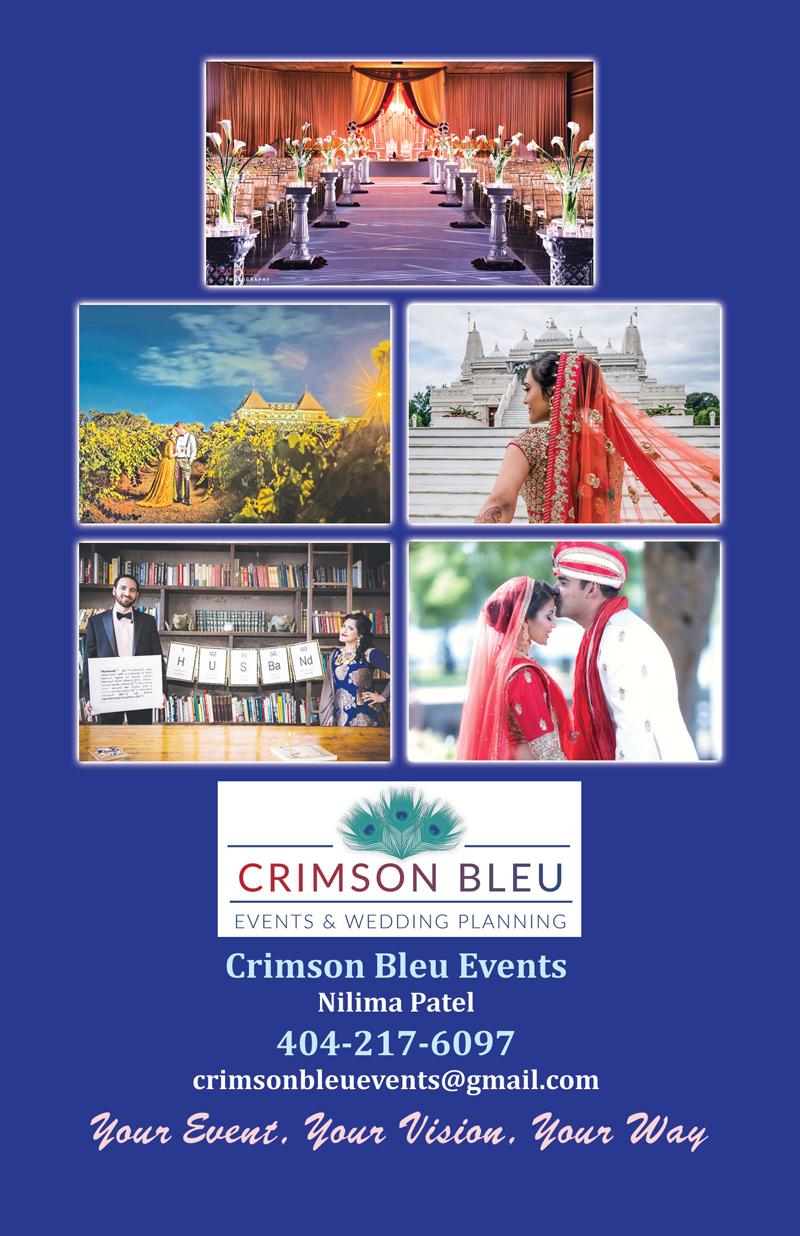 Crimson Bleu Events