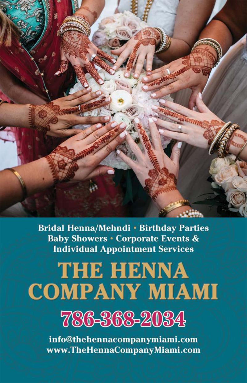 The Henna Company Miami