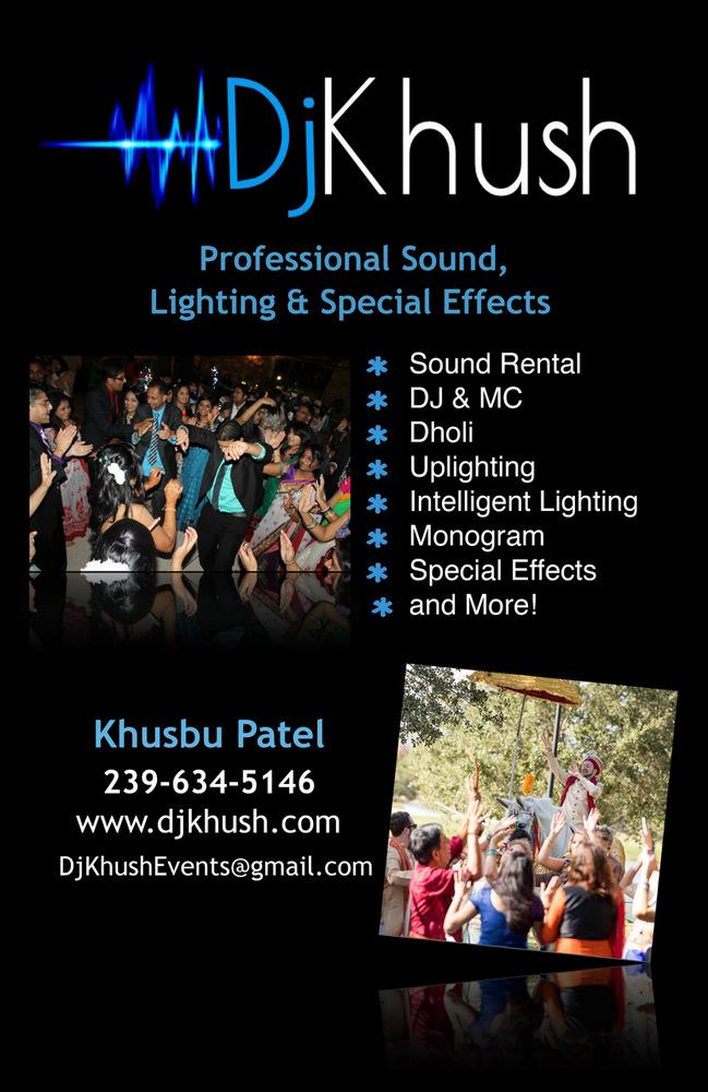 DJ Khush Events