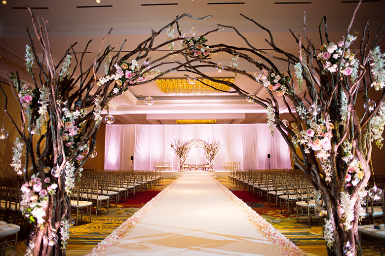 At Hilton Orlando, we cater to Indian weddings and celebrations
