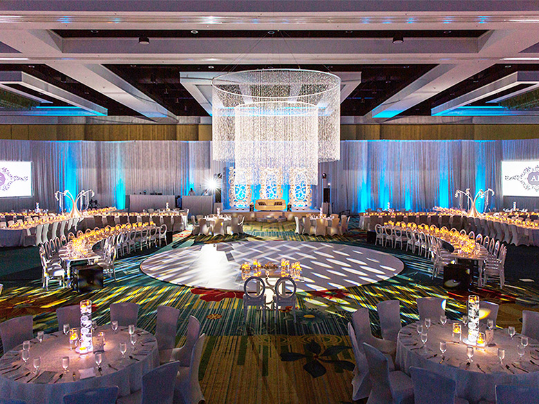 From traditional ceremonies to elaborated receptions