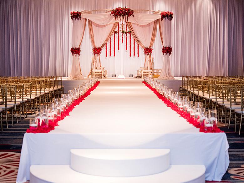 Three grand ballrooms to meet all of your needs at Hilton Orlando