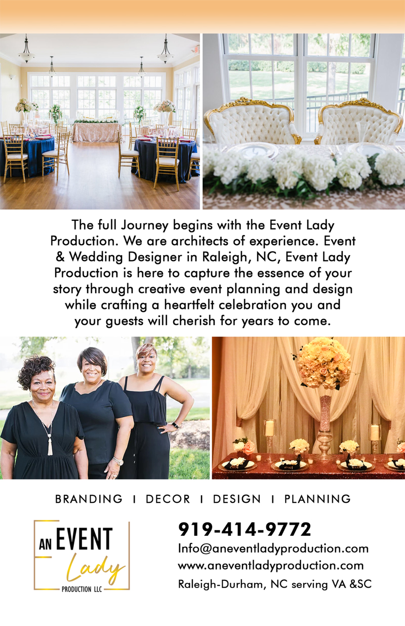 An Event Lady Production LLC
