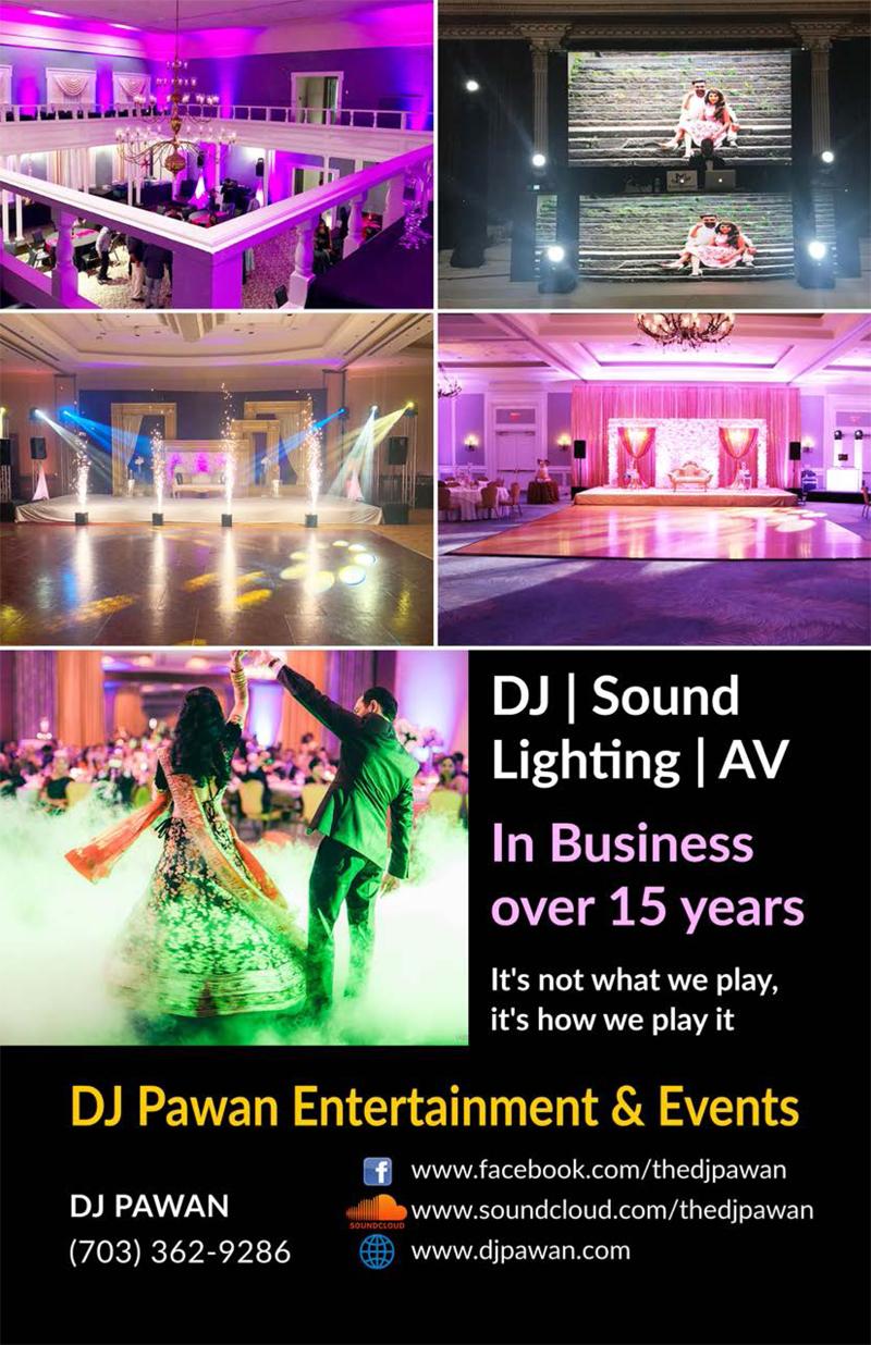 DJ Pawan Entertainment & Events