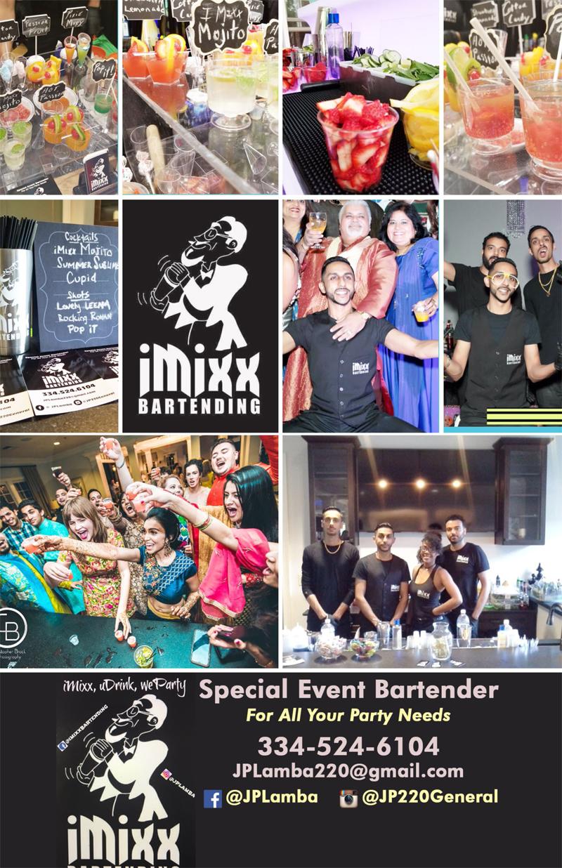 IMixx Bartending