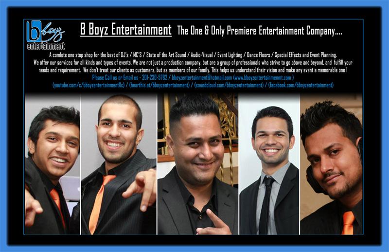 B Boyz Entertainment