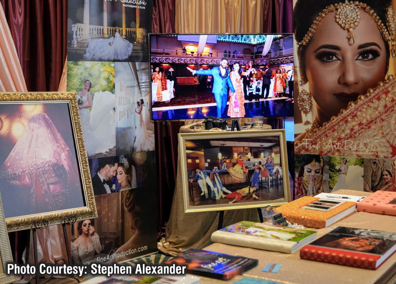 MyShadi Bridal Expo offers vendors a chance to showcase their products and services
