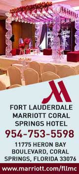 Fort Lauderdale Marriott Coral Springs Hotel